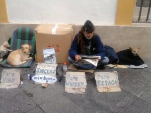 Lazy beggars.com