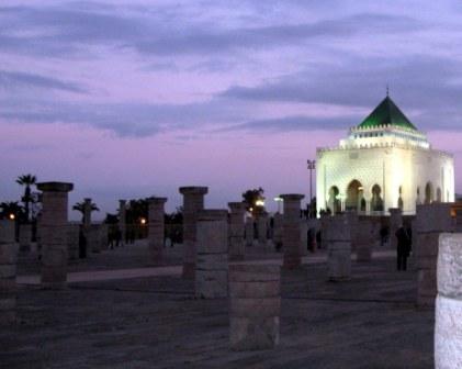 Marokko dat is Afrika Light
