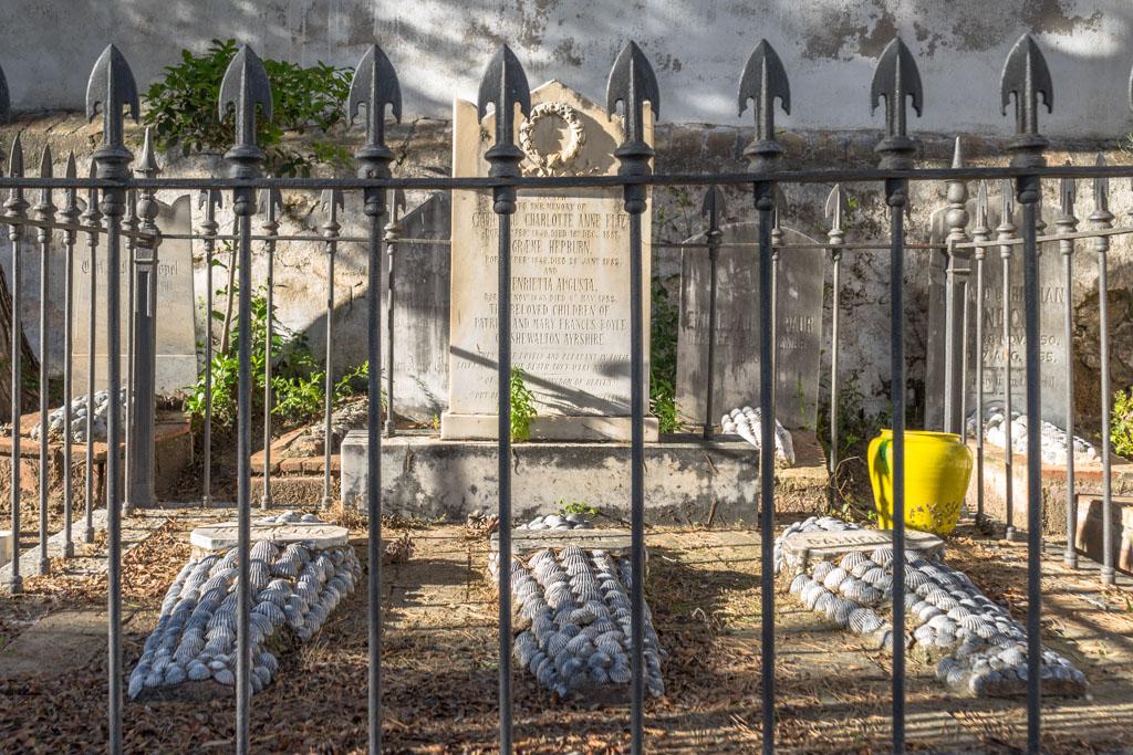 Kindergraven Malaga kerkhof