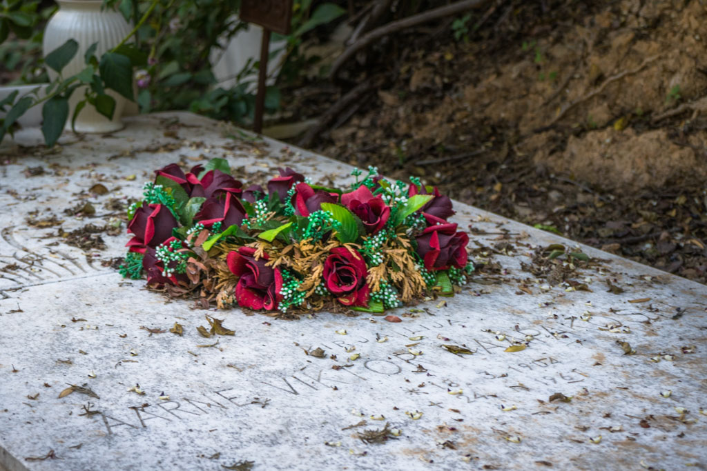 Engelse begraafplaats Malaga