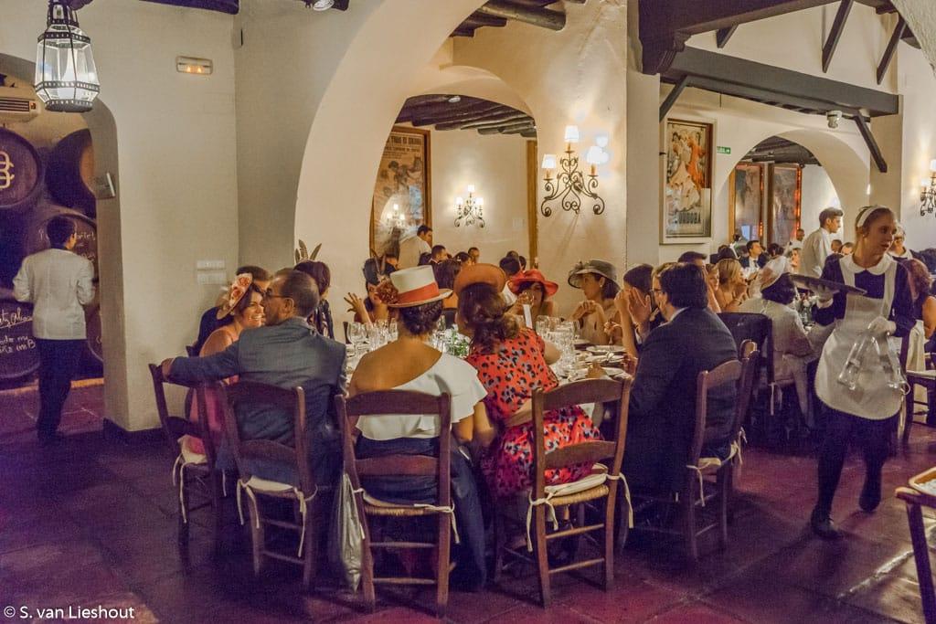 Cordoba bruiloft Bodegas Campos