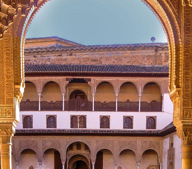 Het spectaculaire ALHAMBRA in Granada