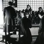 Nonnen achter tralies