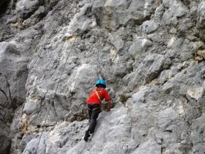 El Chorro bergbeklimmen