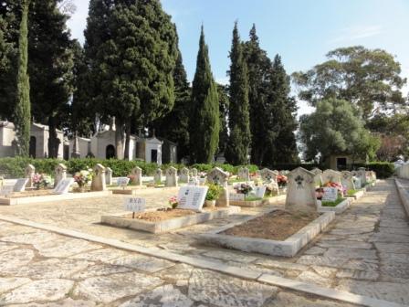 Het kerkhof van plezier in Lissabon