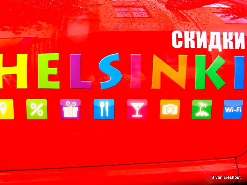 Bezoek Helsinki