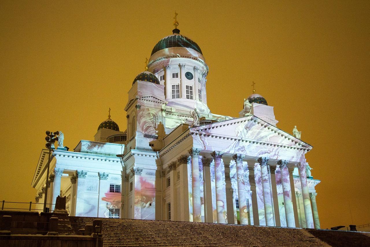 Helsinki bezienswaardigheden