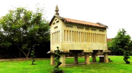 Asturias graanhuisje