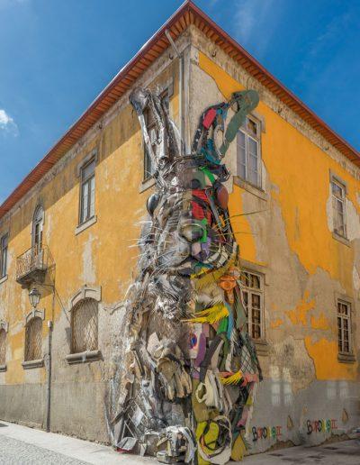 Porto straatkunst