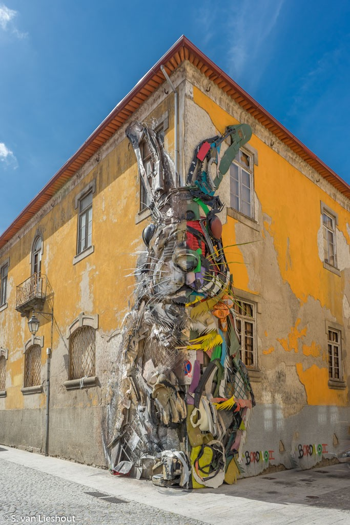 Ribeira district art
