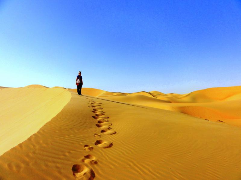 Abu Dhabi (Emiraten) in vijf dagen