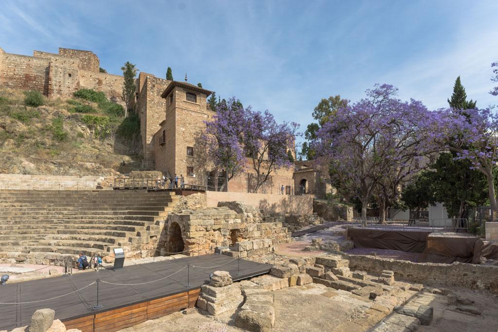 Malaga Romeins theater