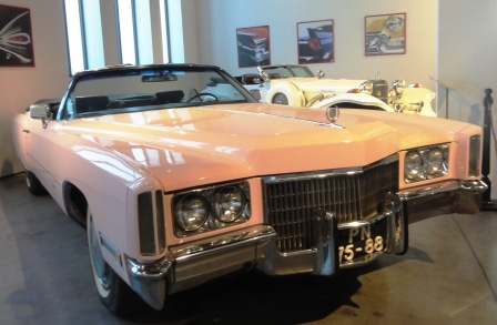 Het automuseum in Malaga