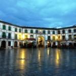 Het plein van Archidona