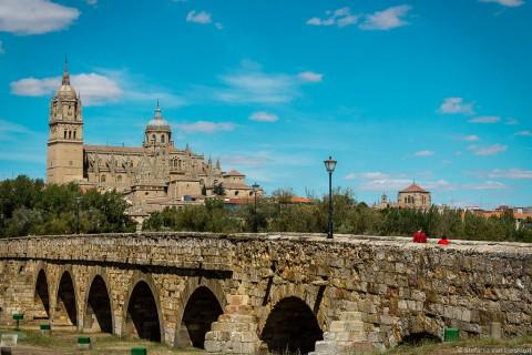 Salamanca bezienswaardigheden