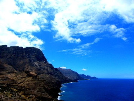 vulkanische eilanden Spanje