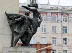 Chisinau sovjet beeld
