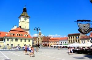 Brasov plein