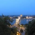Uitzicht vanaf Boeda