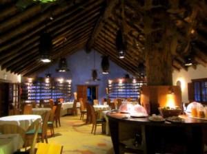 restaurant van Ardea Purpurea