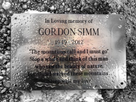 GR-249, In het land van Gordon Simm