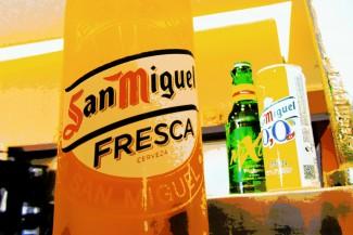 Drink meer San Miguel bier