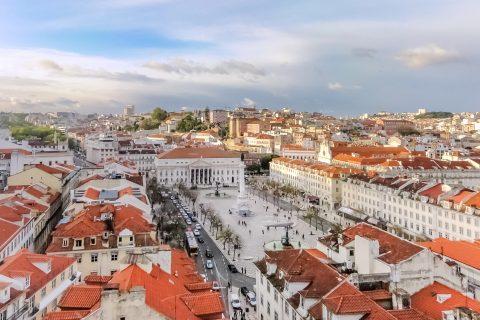 Plein Lissabon