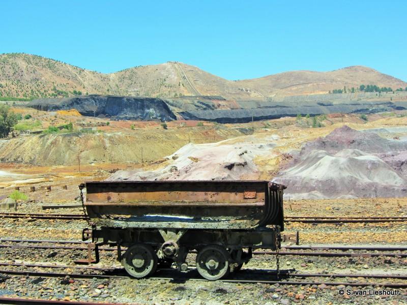 Rio Tinto trein