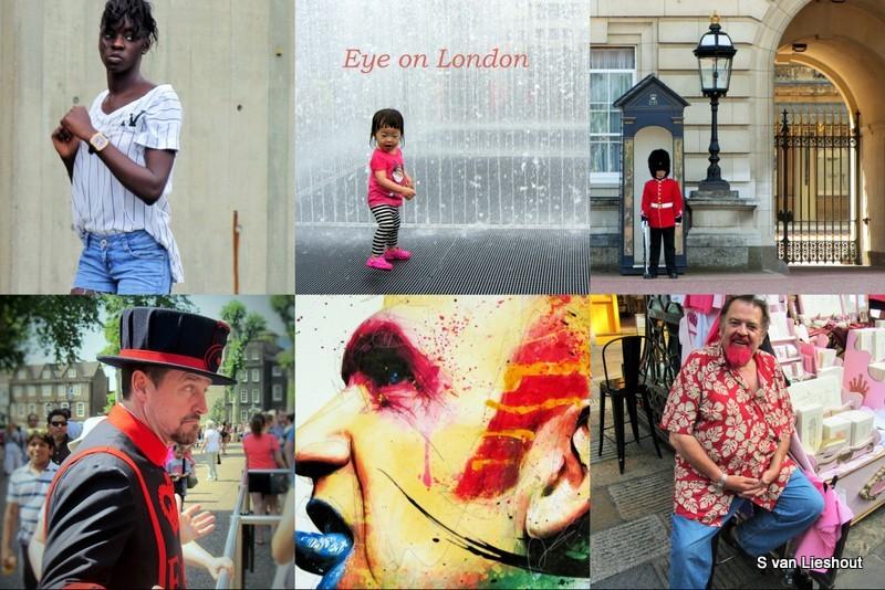 Londen met tieners