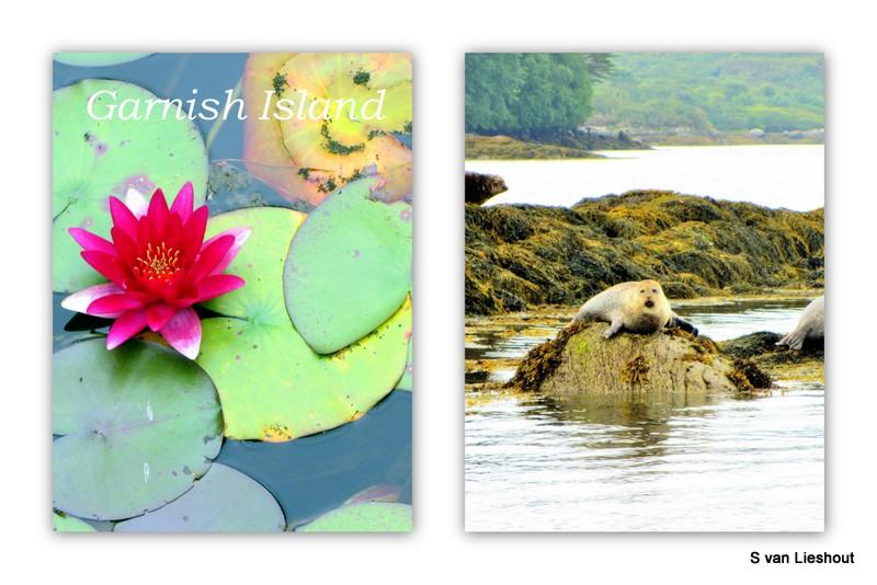 Garnish Island, Ierland