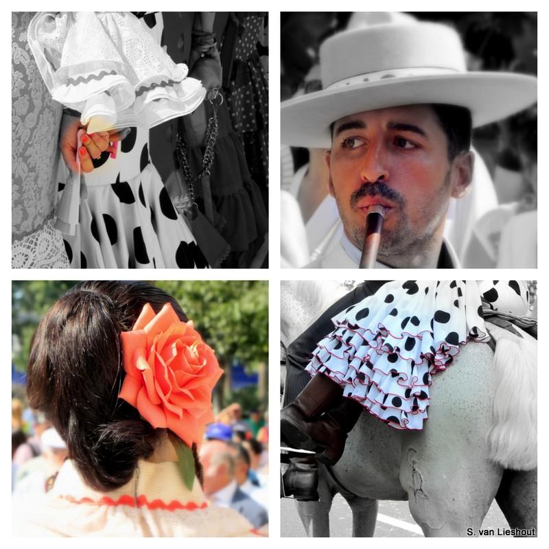 De Feria van Malaga (Augustus)