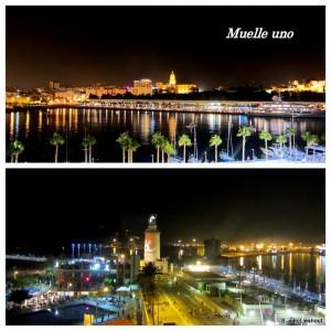 De haven van Malaga, Muelle Uno