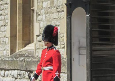 Paleiswacht Londen