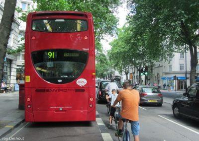 fietsen Londen