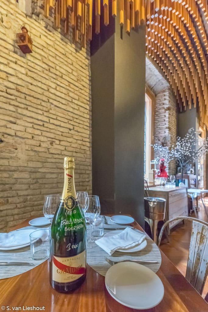 Restaurant La Deriva Malaga
