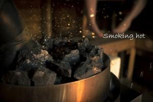 © Visit Finland Sauna vulkaansteen