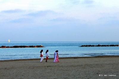 Grottammare Adriatische kust