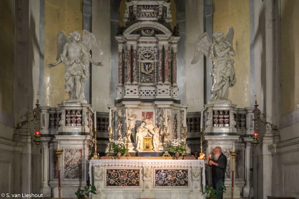 SantaGiustina Padova