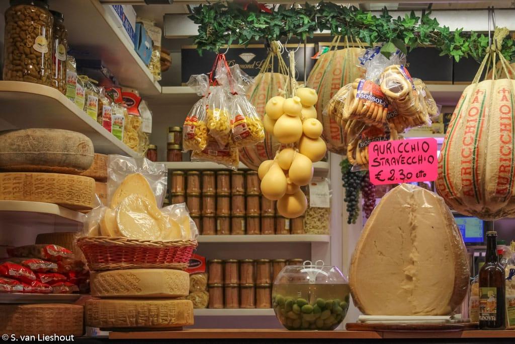 Padova markten