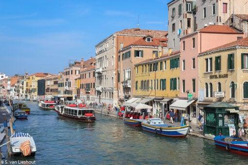 Het ghetto van Venetië
