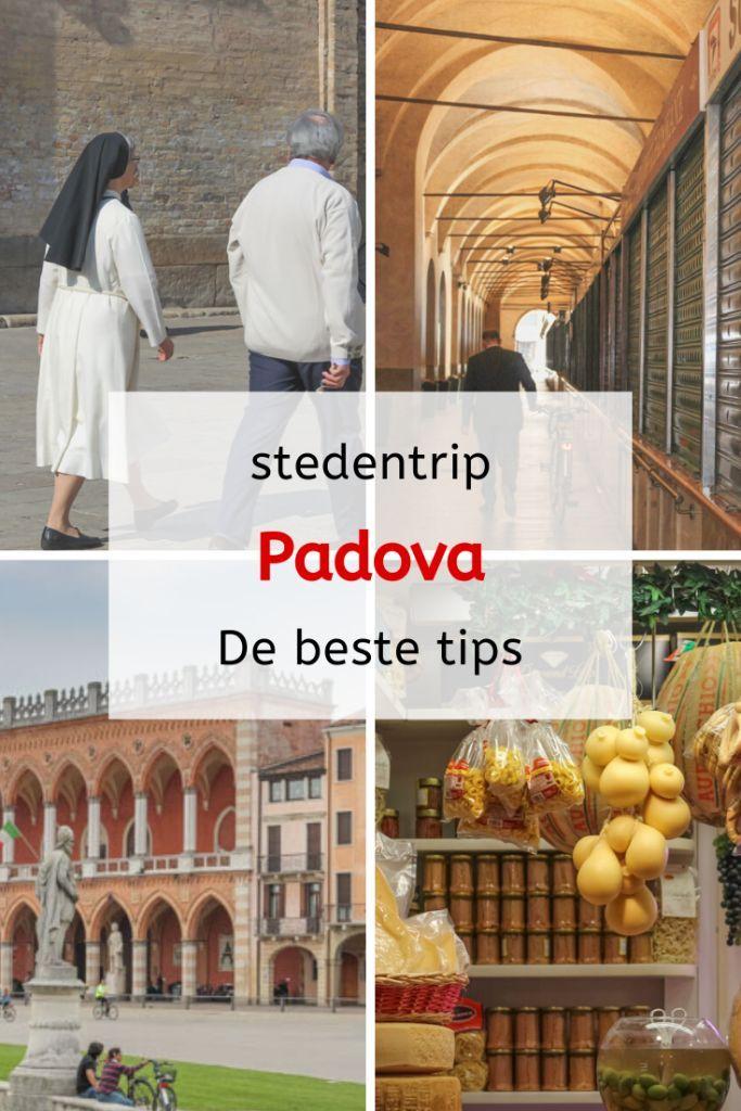 bezienswaardigheden Padova