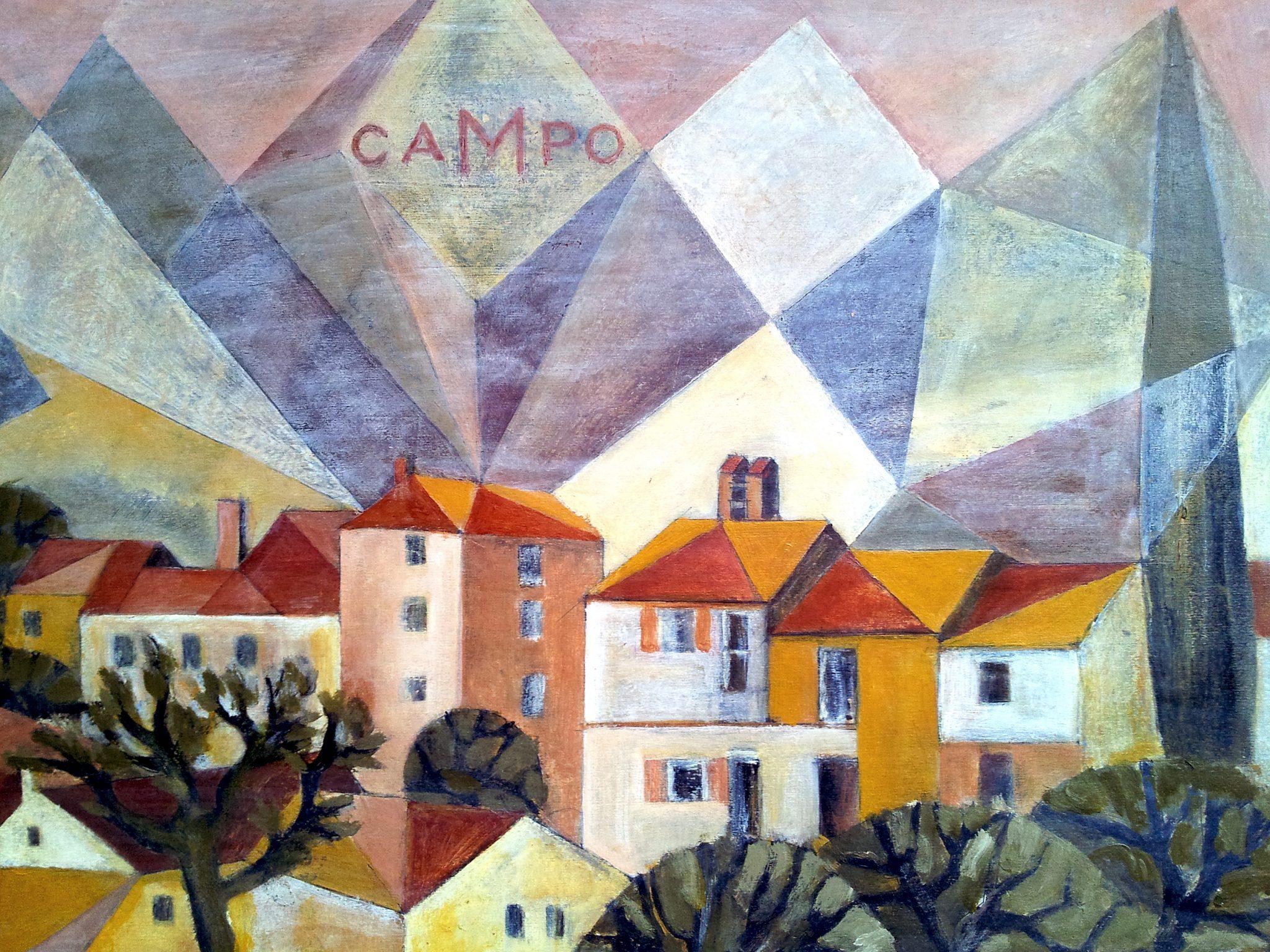 Het onzichtbare gevaar van Campo – C'è un pericolo, è invisibile