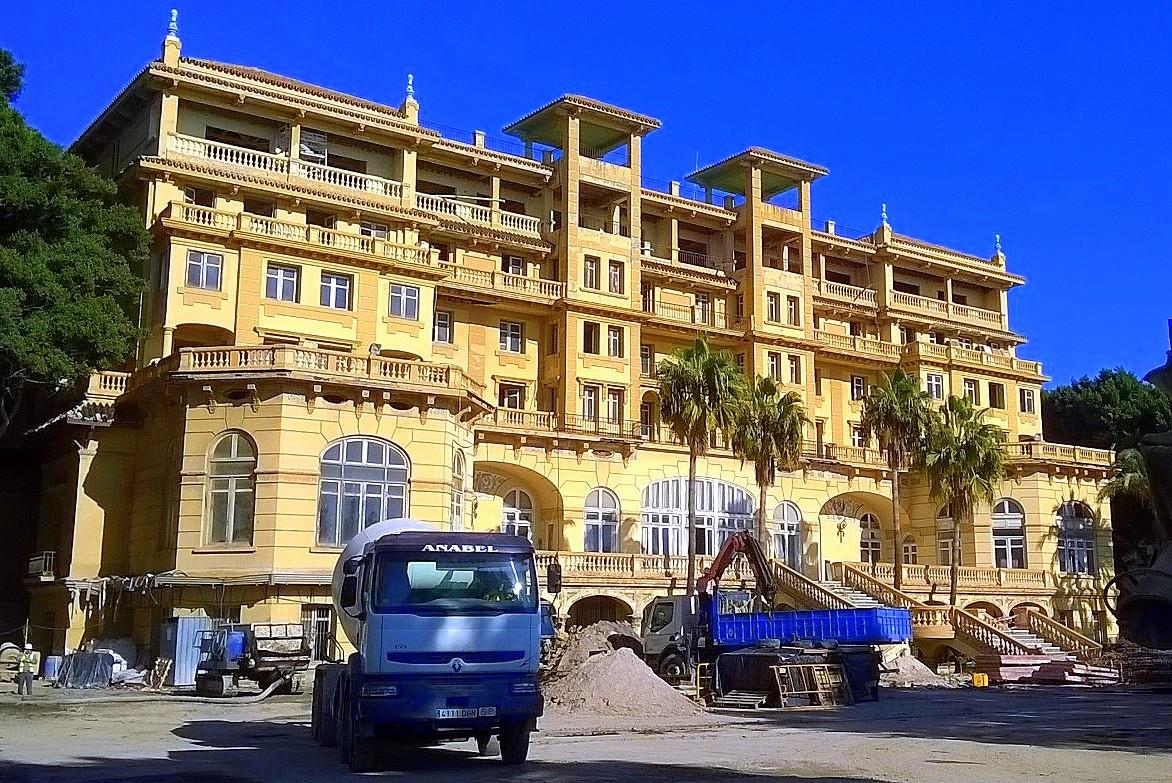 Super-de-luxe Hotel Miramar opent in Malaga