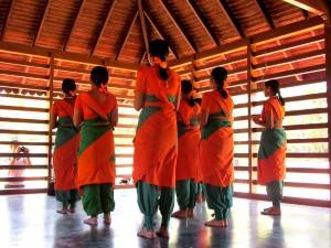 Studenten dans