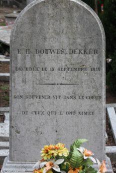 San Michele begraafplaats Douwes Dekker