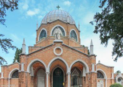 San Michele begraafplaats Venetië