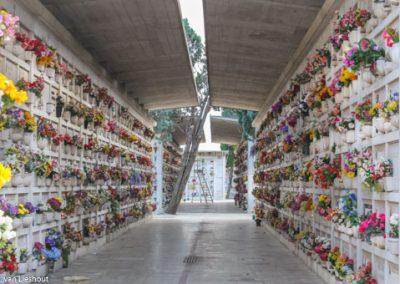 San MicheleVenetië kerkhof