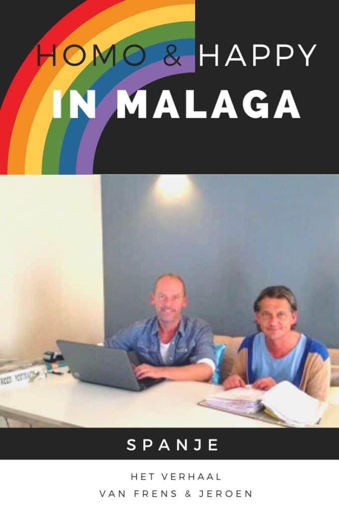 Homo in Malaga