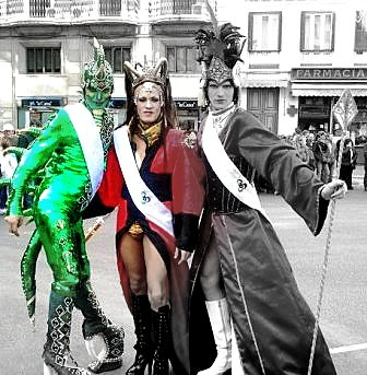 Het carnaval van Malaga
