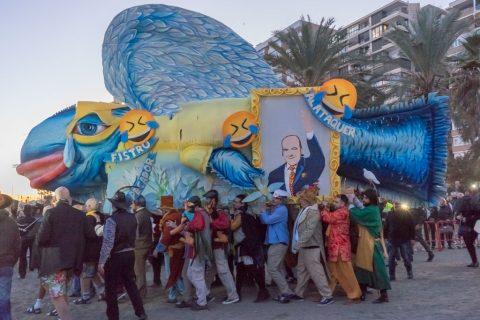 Carnaval boqueron Malaga